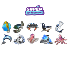 Super Sea Creatures